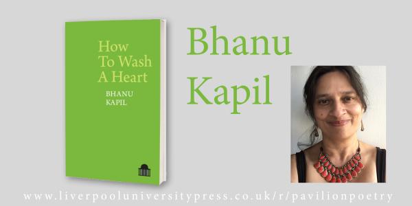 Bhanu Kapil author