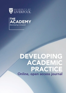 Developing Academic Practice Cover Image