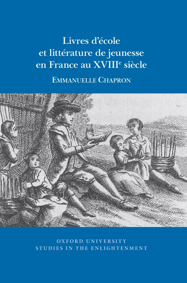 Book cover for Chapron