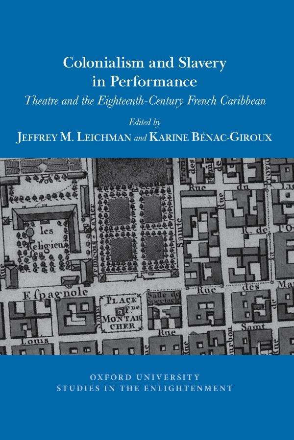Cover for Leichman and Benac-Giroux (eds)